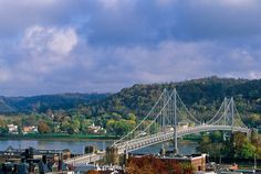 Simon Kenton Bridge,  Maysville, KY  To Ohio