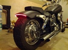 2005 Honda Shadow Spirit 750 Mod