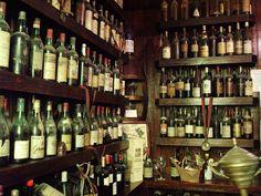 Garrafeira exclusiva, Restaurante Pabe - Marques de Pombal, Lisboa