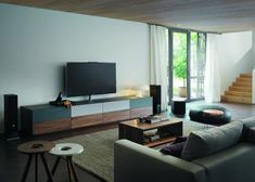 TEAM 7 cubus pure Home Entertainment, lux coffee table Home Entertainment Furniture, Tv Furniture, Types Of Furniture, Furniture Making, Living Room Furniture, Living Room Decor, Tv Wanddekor, Living Tv, Living Room Tv Unit Designs