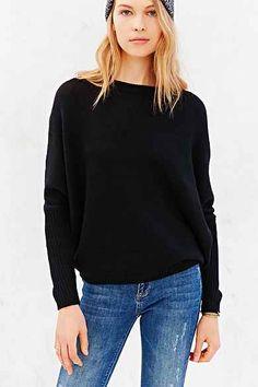Olive & Oak Basic Dolman Sweater