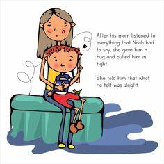 Taryn Zhao is a Pretoria based illustrator. This illustration was for a book called 'Noah's Bad day' written by Taryn Hug, Felt, Pretoria, Writing, Sayings, Comics, Illustration, Books, Felting