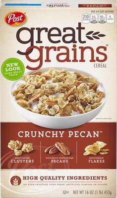 Great Grains® Crunchy Pecan