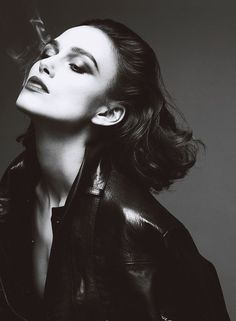 Keira Knightley by Mert & Marcus for Interview Magazine,...