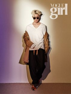 Zion. T is Shady for 'Vogue Girl' | Koogle TV