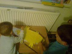 maľovanie jašterice