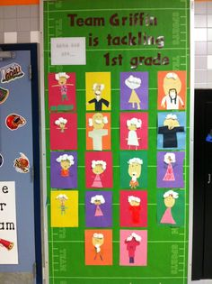 pictures of sports themed classrooms | SURE youve all celebrated already, and there are tons of this ...