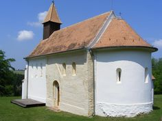 Romanesque, Hungary, Gazebo, Outdoor Structures, Cabin, Mansions, House Styles, Travel, Beautiful