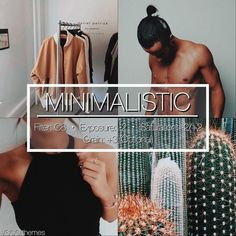 """242 curtidas, 10 comentários - vsco themes (@vsco.themes) no Instagram: """"MINIMALISTIC #vtpaid - This is a really nice filter for skin tone and selfies, looks good with…"""""""