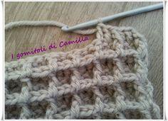 3289 Fantastiche Immagini Su Punti Alluncinetto Crochet Patterns
