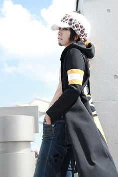 Rico Trafalgar Law Cosplay Photo - WorldCosplay