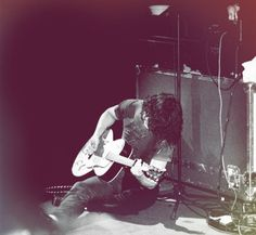 jack white- this man makes me wish i was a guitar.