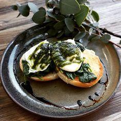 Poppy's Green Bagel | Breakfast at Poppy's Verandah Cafe Newcastle Veranda Cafe, Breakfast Bagel, Newcastle, Avocado Toast, Poppies, Lunch, Green, Food, Eat Lunch