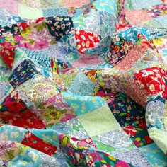 Red Pepper Quilts: Bloomsbury Gardens II ~ A Finished Quilt