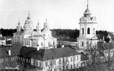 Konevitsa 1900-luvun alussa. Karjalan liitto ry.  https://fi.wikipedia.org/wiki/Konevitsa