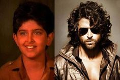 Bollywood's child actors: Then and now : Hrithik Roshan