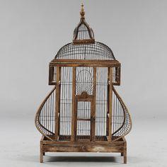 Danish bird cage