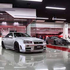 Only 19 street-legal examples of the 500-plus-hp R34 GT-R Z-Tune were built by  Nismo,  Nissan's performance arm. It cost ¥16,900,000 (around $173,000 nowadays) in 2004/5.