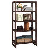 "59H x 31.5W x 12D  $269 Found it at Wayfair - Bea 59"" Bookcase"