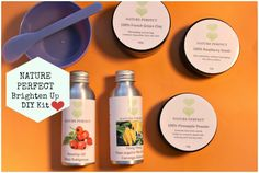 Nature Perfect Brighten Up DIY Kit not so bright :/ | The Cleanser beauty blog