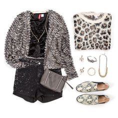 You can never have too many animal prints in your wardrobe! #HMFavourites