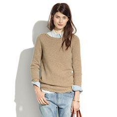 Madewell - Gamine Sweater #FW2013