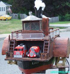 Ferry Mailbox