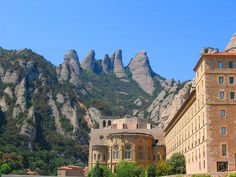Mountains of Montserrat by Eli Golosovsky 〄, via Flickr ~ Spain