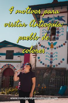 Conoce Antioquía en Lima, Perú Travel Blog, Cool Stuff, Travel Themes, Barichara, Peru Travel, Lost City, Guatape