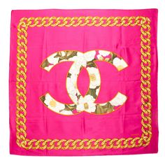 Chanel Scarf - very cool and vintage