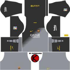 Barcelona Third Kit, Barcelona Football Kit, Barcelona Fc, Barcelona Vs Real Madrid, Real Madrid Logo, Barcelona Soccer, Soccer Kits, Football Kits, Real Madrid Home Kit