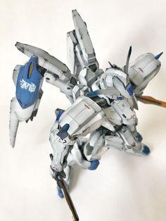Gundam Bael, Model Kits, Robots, Nerdy, Design Ideas, Iron, Robot, Steel