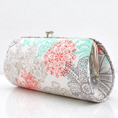 Love Lace in Sorbet Small Clutch Purse