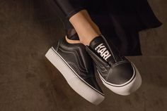 Vans Debuts Collaboration With Fashion Legend Karl Lagerfeld