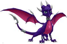 Cynder as she appears in Spyro Dawn of the Dragon