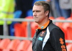"""Blackpool have made offers to """"five or six""""players ahead of this summer's League One rebuild, but manager Lee Clark isn't willing to wait too long for their answers."""