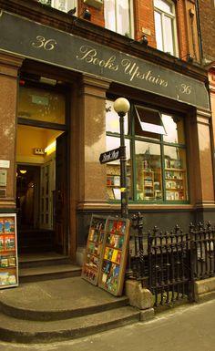 portobellovibes:  Book shop in College green, Dublin Oriane Delapierre  Support your local bookstore.