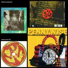 #HappyAnniversary 22 years #Pennywise #AboutTime #album #punk #rock #melodic #hardcore #music #90s #90smusic #backtothe90s #JimLindberg #FletcherDragge #JasonThirsk #ByronMacmackin #JerryFinn #BrettGurewitz #90sband #90salbum #90sCD #backtothenineties #CD @_pennywise #US #1995