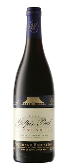 Winner of 'Best Red' at the Nedbank Green Wine Awards.