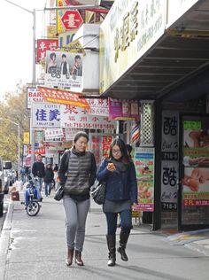 Favorite neighborhood: Flushing. Diverse and inclusive, NYC locals flock to Flushing for its hidden hole-in-the-wall eateries and communal atmosphere.