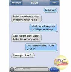 Pinoy Jokes Tagalog, Tagalog Quotes Patama, Memes Pinoy, Tagalog Quotes Hugot Funny, Pinoy Quotes, Hugot Quotes, Tagalog Love Quotes, Filipino Funny, Pregnancy Jokes