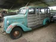 Image result for ford  woodie on jeep chassis