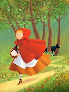 Diane Le Feyer- mandodiane-illustration dessin- animé Portfolio : Illustrations NB/couleur Colour/BW illustrations