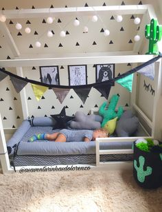 39 Inspiring and Creative Baby Boy Room Ideas Nursery Ideas Love this shared boy girl bedroom especially the girls bed here. You kind of do a double take. Such a cool mix of a modern pattern Boy Toddler Bedroom, Boy Girl Bedroom, Toddler Rooms, Baby Boy Rooms, Baby Bedroom, Baby Room Decor, Girl Room, Toddler Boy Room Ideas, Baby Boy Bedroom Ideas