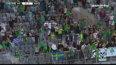 AIK 0 X 2 Panathinaikos {4.8.2016} ALL GOALS Soccer News, Goals
