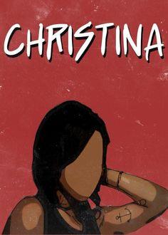 Christina (Divergent & Insurgent)