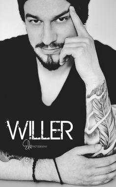 Tattoo, beard, model, singer, willer, stuttgart www.facebook.com/ElaPho