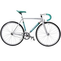 Special Offers - Bianchi Pista Sei Giorni Track Bike Italian Track Bike Fixie Single Speed  53cm - In stock & Free Shipping. You can save more money! Check It (August 07 2016 at 09:04AM) >> http://bmxbikeusa.net/bianchi-pista-sei-giorni-track-bike-italian-track-bike-fixie-single-speed-53cm/
