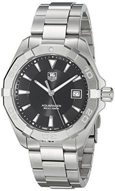 Look what we've just added at Dollar Bender. TAG Heuer Men's '...     http://www.dollarbender.com/products/tag-heuer-mens-aquaracer-quartz-stainless-steel-dress-watch-color-silver-toned-model-way1110-ba0928?utm_campaign=social_autopilot&utm_source=pin&utm_medium=pin  #fashion #jewelry #accessories #style #beauty