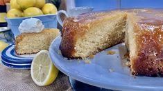 Juliet Sear's easy syrup sponge